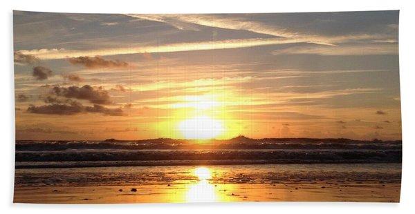 Healing Angel Beach Towel