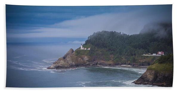 Heceta Head Lighthouse Beach Sheet