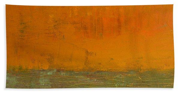 Highway Series - Grasses Beach Towel