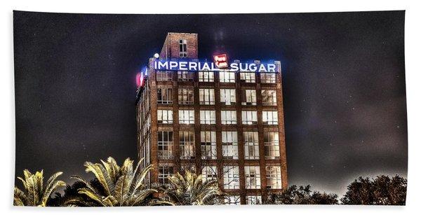 Imperial Sugar Mill Beach Towel