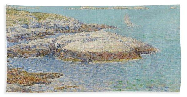 Isles Of Shoals Beach Towel