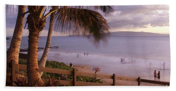Kai Makani Hoohinuhinu O Kamaole - Kihei Maui Hawaii Beach Towel