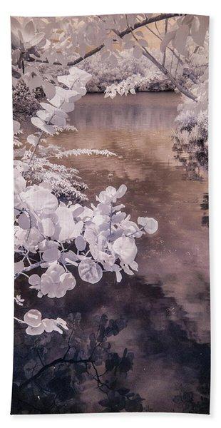 Lake Shadows Beach Sheet