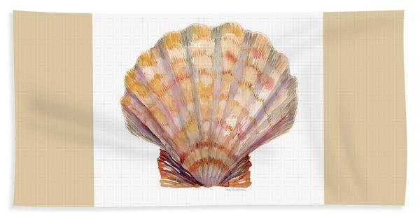 Lion's Paw Shell Beach Towel