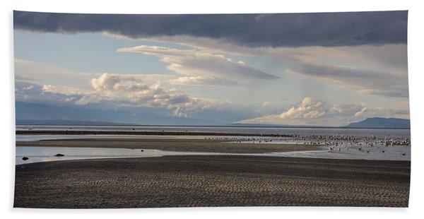 Low Tide  Beach Sheet