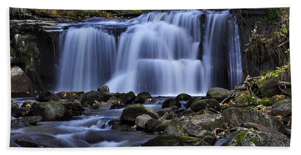 Magnificent Waterfall Beach Towel
