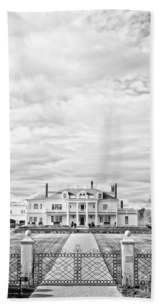Mansion Rye New Hampshire Open Edition Beach Towel