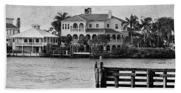 Matanzas Pass - Fort Myers Beach - Florida Beach Towel