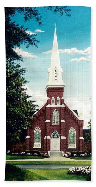 Methodist Church Beach Sheet