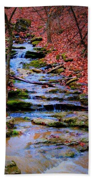 Mossy Creek Beach Towel
