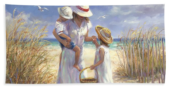 Mothers Day Beach Beach Towel