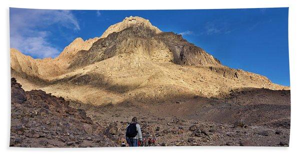 Mount Sinai Beach Towel