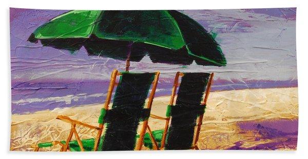 On The Beach Beach Sheet