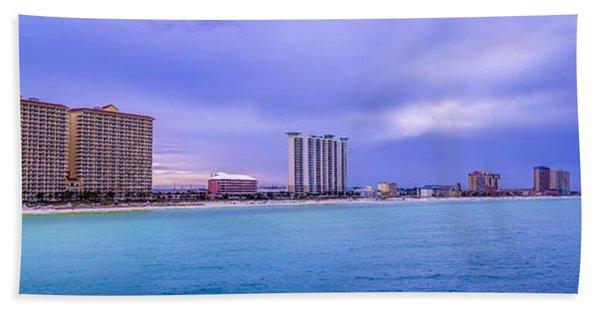 Panama City Beach Beach Towel