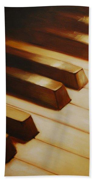 Piano Beach Sheet