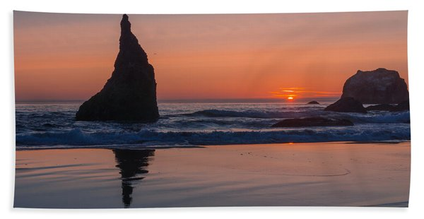 Rather Pointed Beach Towel