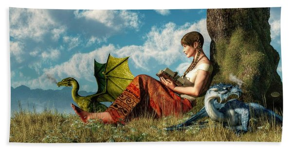Dungeons And Dragons Beach Towels | Fine Art America