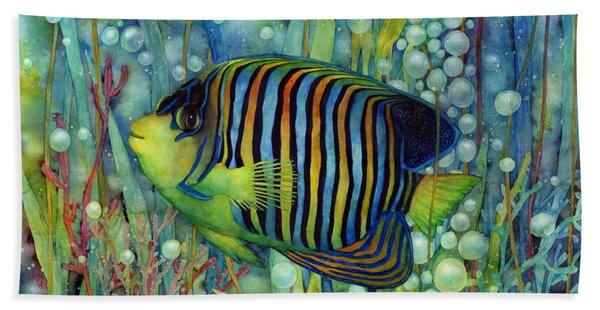 Royal Angelfish Beach Sheet