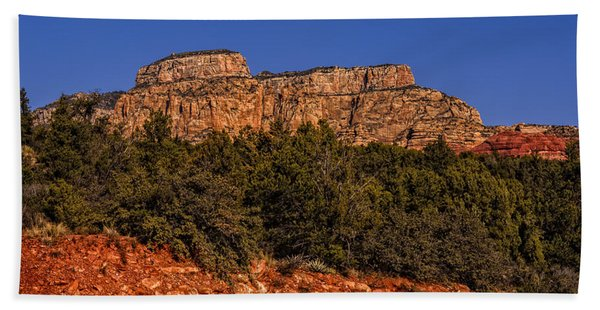 Sedona Vista 49 Beach Towel