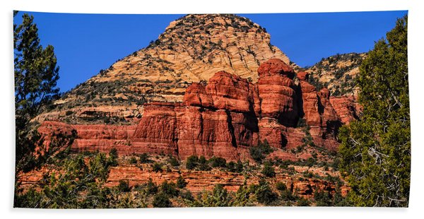 Sedona Vista 51 Beach Towel