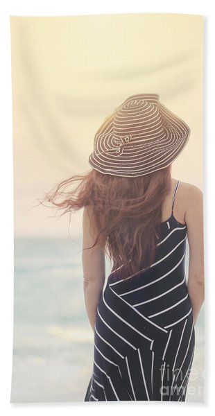 Shades Of Yesterday Beach Towel