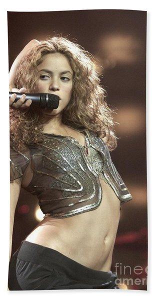Shakira Beach Towel