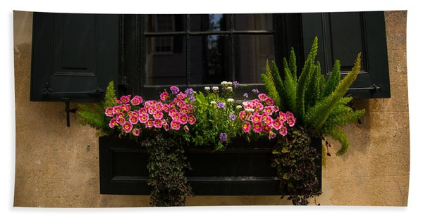 Simply Charleston Beach Towel
