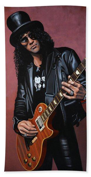 Slash Beach Towel
