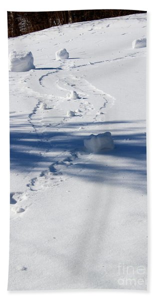 Snow Rollers Beach Sheet