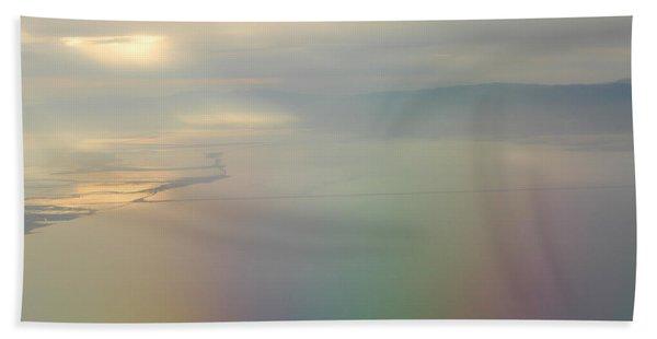 Somewhere Over The Rainbow Beach Towel