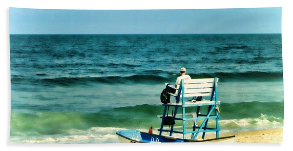 Spring Lake Beach Towel