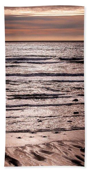 Sunset Ocean Beach Sheet