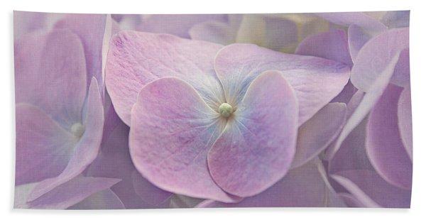 Symphony In Purple Beach Towel