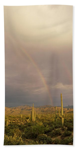 Teddy-bear Cholla Opuntia Bigelovii Beach Towel
