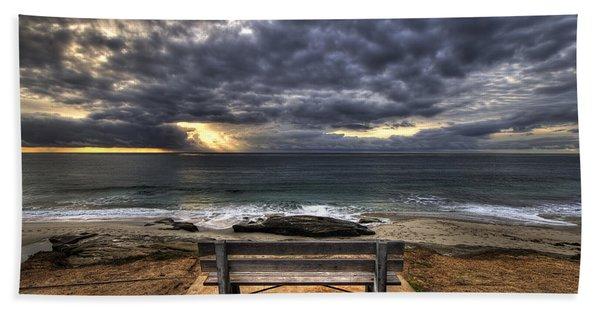 The Bench Beach Towel