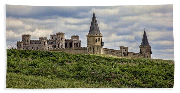 The Castle - Versailles Ky Beach Towel