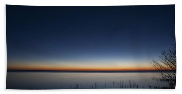 The First Light Of Dawn Beach Towel