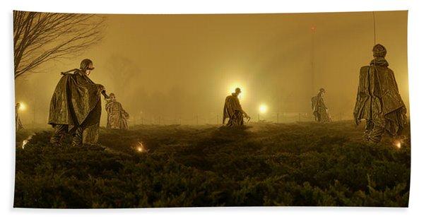 The Fog Of War #1 Beach Towel