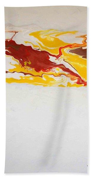 The Free Spirit 5 Beach Towel