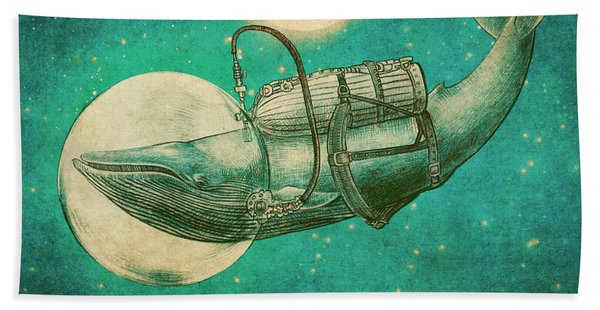 The Journey Beach Towel