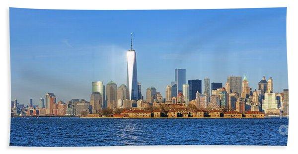 The New Manhattan Beach Towel