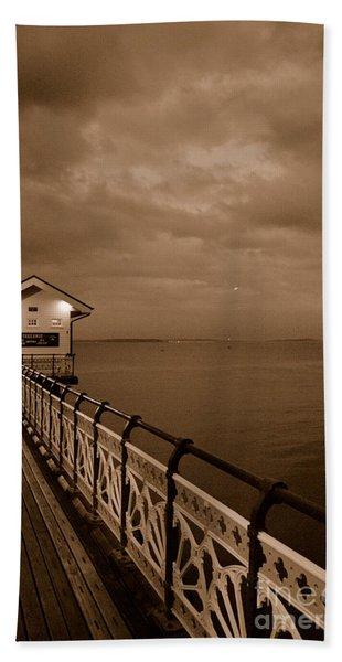 The Pier Beach Sheet