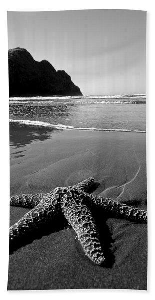 The Starfish Beach Towel