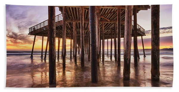 The Underneath Beach Sheet