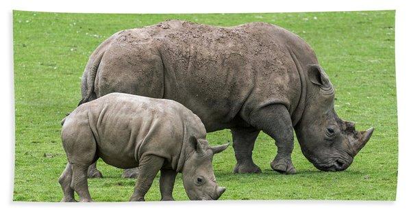 White Rhino 8 Beach Sheet