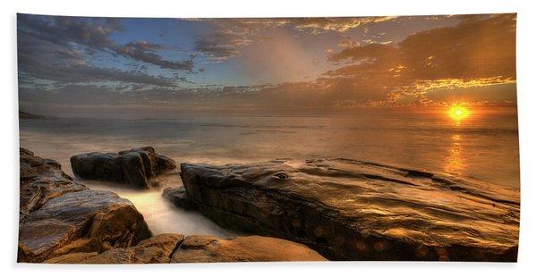 Windnsea Gold Beach Towel