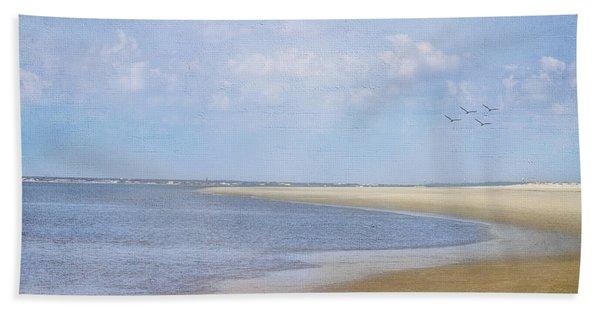 Wonderful World Beach Towel