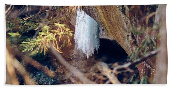 Yahoo Falls Frozen 1 Beach Sheet