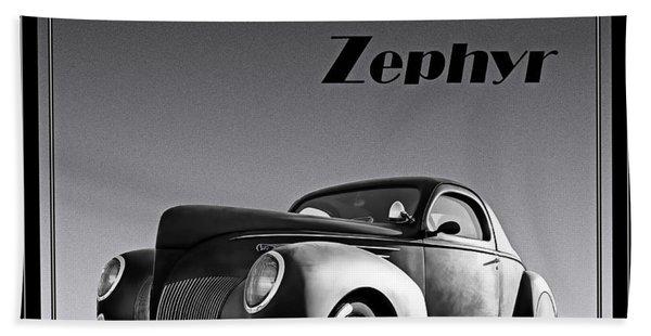 Zephyr Beach Towel