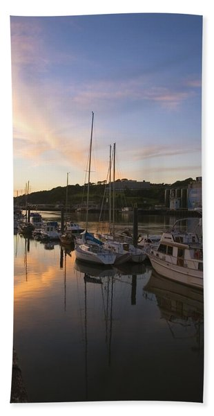 River Suir, From Millenium Plaza Beach Towel